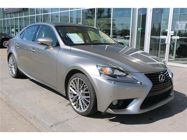 2014 Lexus IS 250 Base (Stk: 190709A) in Calgary - Image 1 of 13