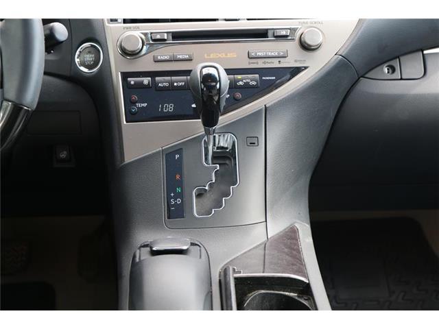 2014 Lexus RX 350 Base (Stk: 200019A) in Calgary - Image 11 of 13
