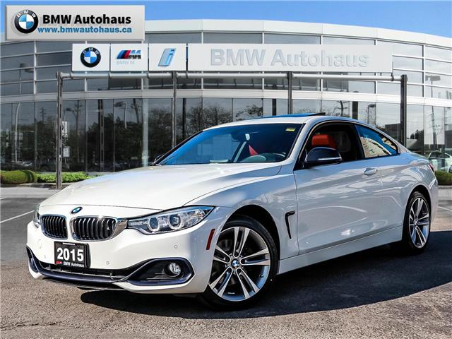 2015 BMW 428i xDrive (Stk: P9088) in Thornhill - Image 1 of 27