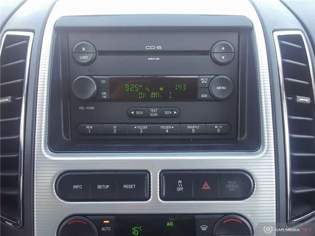 2007 Ford Edge SEL Plus (Stk: G0247) in Abbotsford - Image 19 of 25