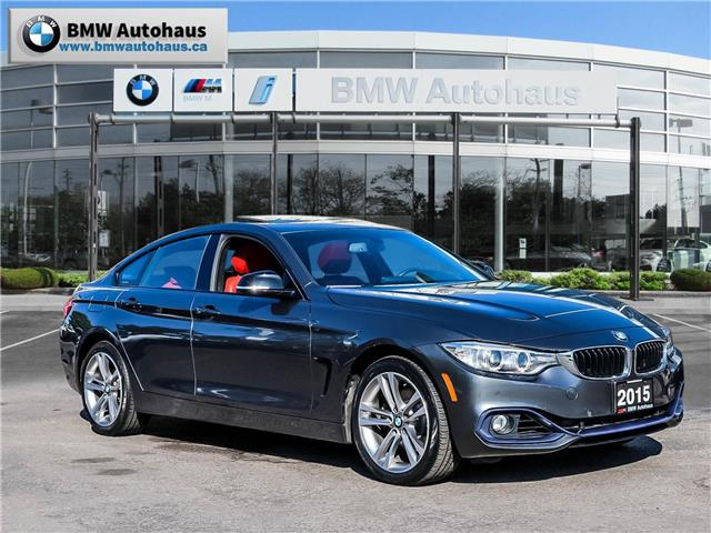 2015 BMW 428i xDrive Gran Coupe (Stk: P9100) in Thornhill - Image 3 of 32