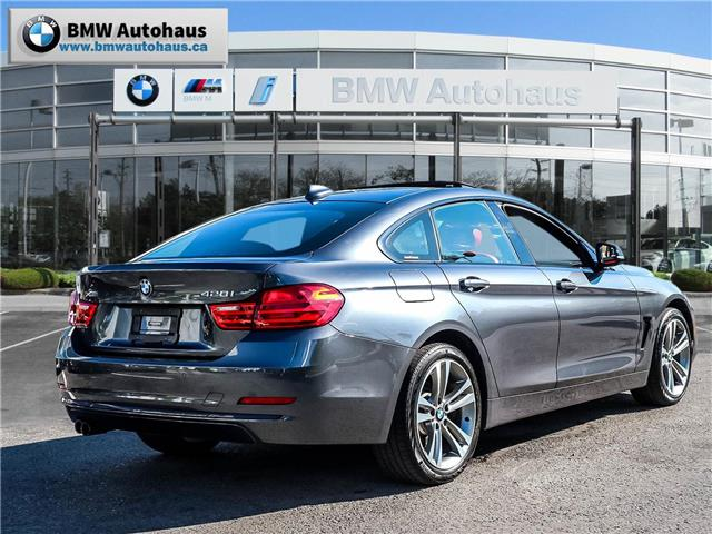 2015 BMW 428i xDrive Gran Coupe (Stk: P9100) in Thornhill - Image 5 of 32