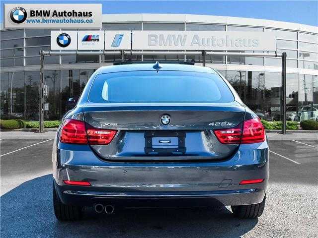 2015 BMW 428i xDrive Gran Coupe (Stk: P9100) in Thornhill - Image 6 of 32
