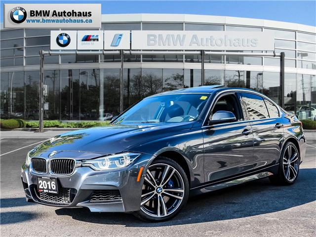 2016 BMW 340i xDrive (Stk: P9115) in Thornhill - Image 1 of 30