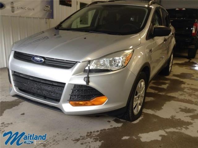 2014 Ford Escape S (Stk: FB1092) in Sault Ste. Marie - Image 1 of 30