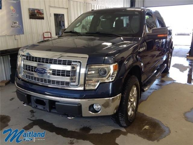 2014 Ford F-150 XLT (Stk: FB3341) in Sault Ste. Marie - Image 1 of 30