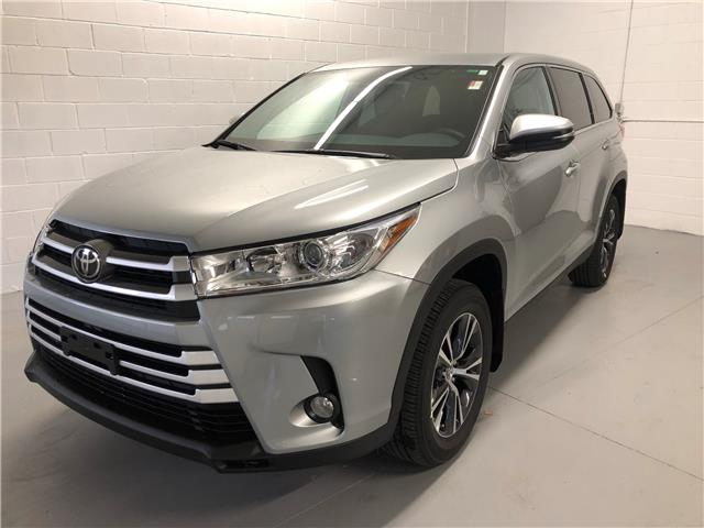 2019 Toyota Highlander LE AWD Convenience Package (Stk: TV314) in Cobourg - Image 1 of 8