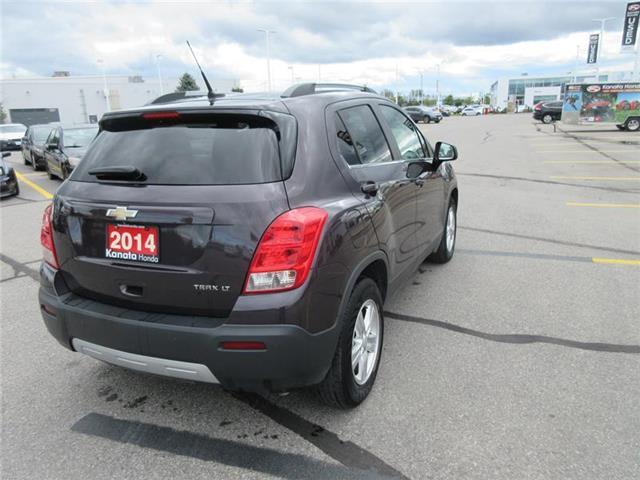 2014 Chevrolet Trax 2LT (Stk: K14925A) in Ottawa - Image 7 of 17
