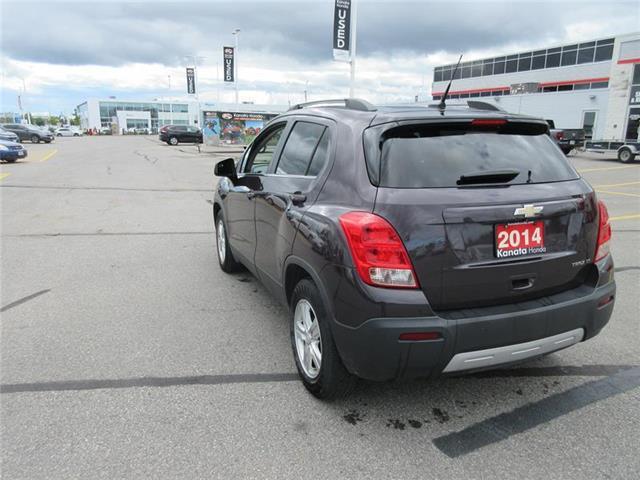 2014 Chevrolet Trax 2LT (Stk: K14925A) in Ottawa - Image 8 of 17