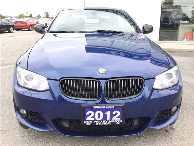 2012 BMW 335 is (Stk: 7976H) in Markham - Image 2 of 22