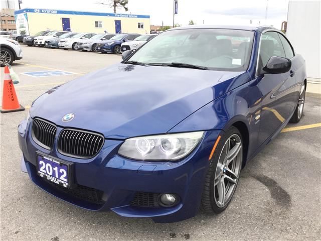 2012 BMW 335 is (Stk: 7976H) in Markham - Image 3 of 22