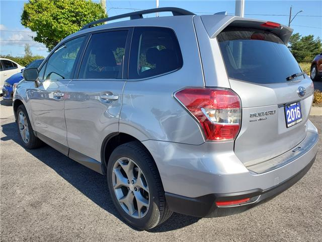 2016 Subaru Forester 2.5i Limited Package (Stk: 19S1236A) in Whitby - Image 3 of 25