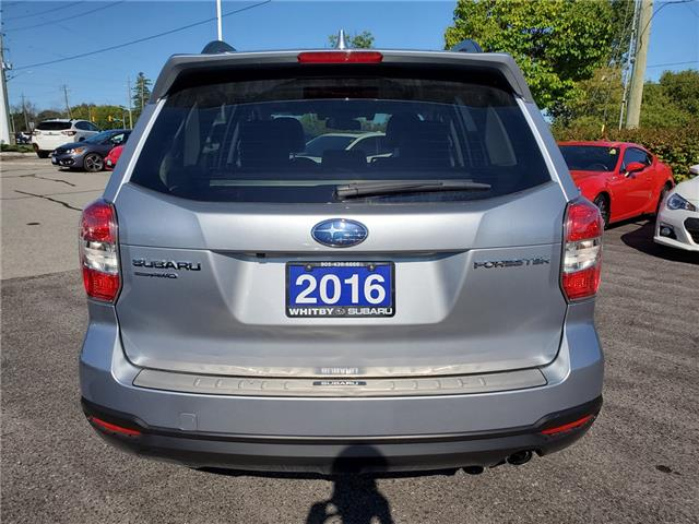 2016 Subaru Forester 2.5i Limited Package (Stk: 19S1236A) in Whitby - Image 4 of 25