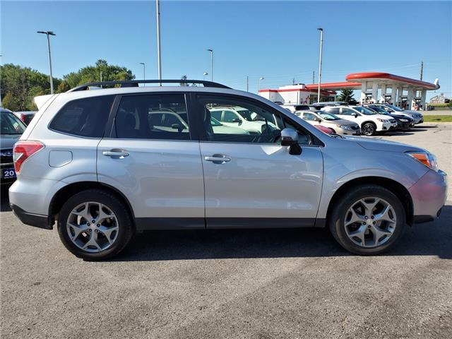 2016 Subaru Forester 2.5i Limited Package (Stk: 19S1236A) in Whitby - Image 6 of 25