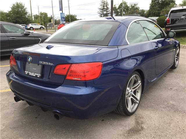 2012 BMW 335 is (Stk: 7976H) in Markham - Image 6 of 22