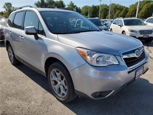 2016 Subaru Forester 2.5i Limited Package (Stk: 19S1236A) in Whitby - Image 7 of 25