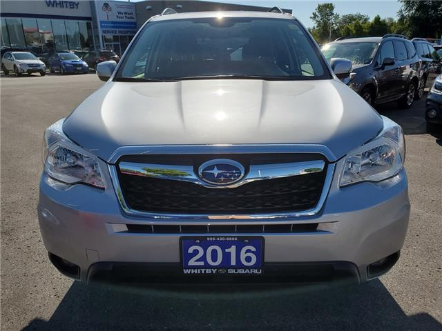 2016 Subaru Forester 2.5i Limited Package (Stk: 19S1236A) in Whitby - Image 8 of 25
