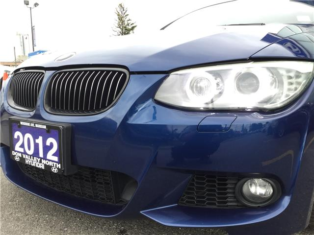 2012 BMW 335 is (Stk: 7976H) in Markham - Image 9 of 22