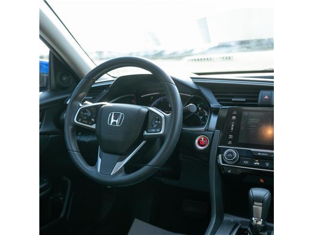 2017 Honda Civic EX (Stk: U5370A) in Woodstock - Image 5 of 10