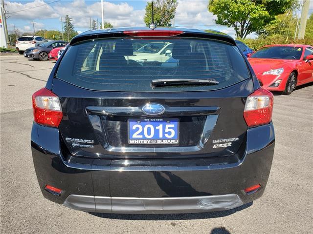 2015 Subaru Impreza 2.0i (Stk: 19S1072A) in Whitby - Image 4 of 24