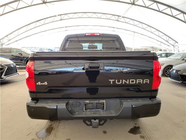 2016 Toyota Tundra Platinum 5.7L V8 (Stk: LU0280) in Calgary - Image 6 of 23