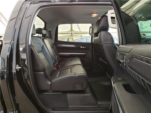 2016 Toyota Tundra Platinum 5.7L V8 (Stk: LU0280) in Calgary - Image 14 of 23