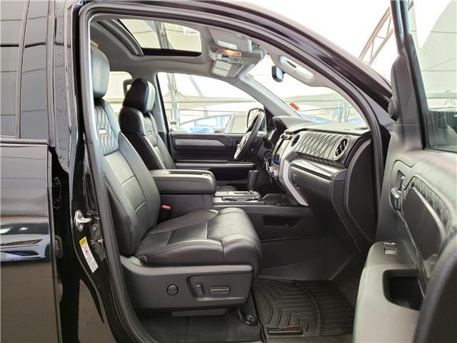 2016 Toyota Tundra Platinum 5.7L V8 (Stk: LU0280) in Calgary - Image 16 of 23