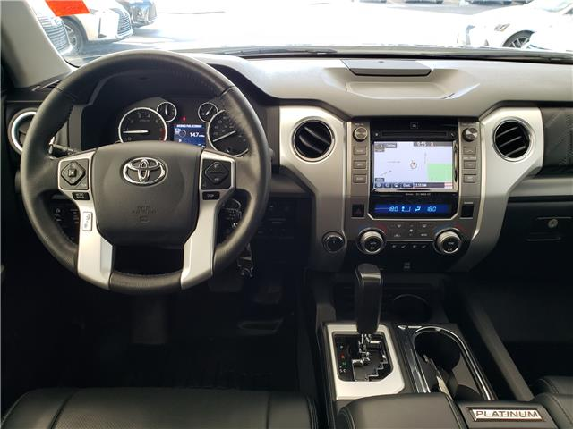 2016 Toyota Tundra Platinum 5.7L V8 (Stk: LU0280) in Calgary - Image 18 of 23