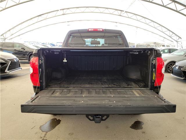 2016 Toyota Tundra Platinum 5.7L V8 (Stk: LU0280) in Calgary - Image 7 of 23