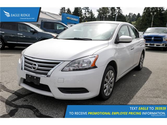 2013 Nissan Sentra 1.8 S (Stk: 137730) in Coquitlam - Image 1 of 4