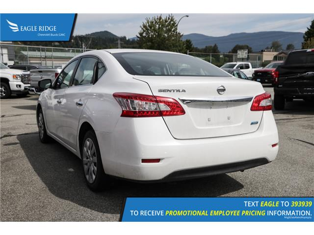 2013 Nissan Sentra 1.8 S (Stk: 137730) in Coquitlam - Image 2 of 4