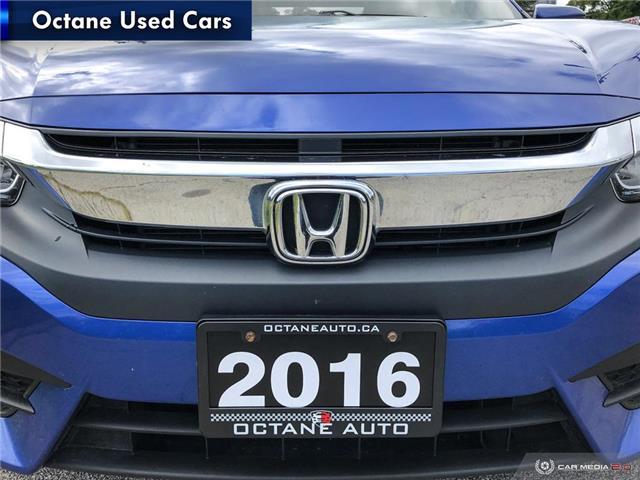 2016 Honda Civic EX (Stk: ) in Scarborough - Image 9 of 25