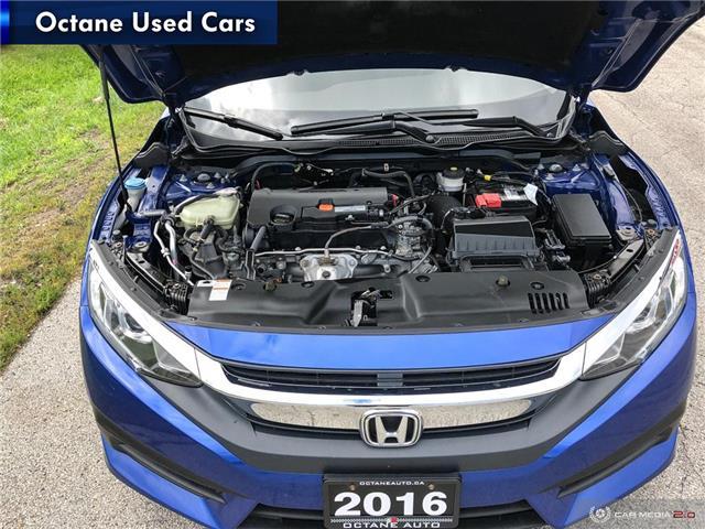 2016 Honda Civic EX (Stk: ) in Scarborough - Image 10 of 25
