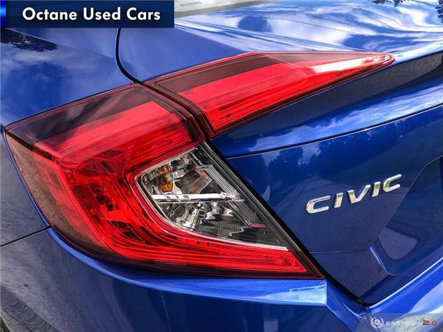 2016 Honda Civic EX (Stk: ) in Scarborough - Image 11 of 25