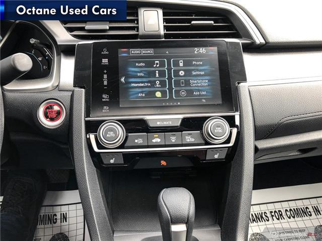 2016 Honda Civic EX (Stk: ) in Scarborough - Image 19 of 25