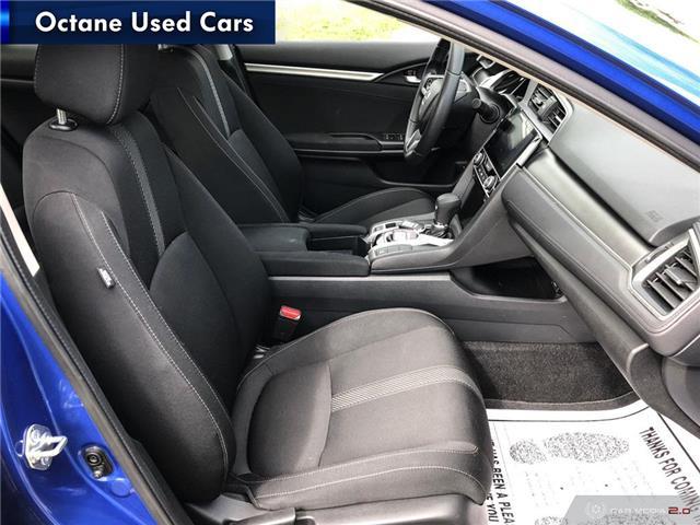 2016 Honda Civic EX (Stk: ) in Scarborough - Image 21 of 25
