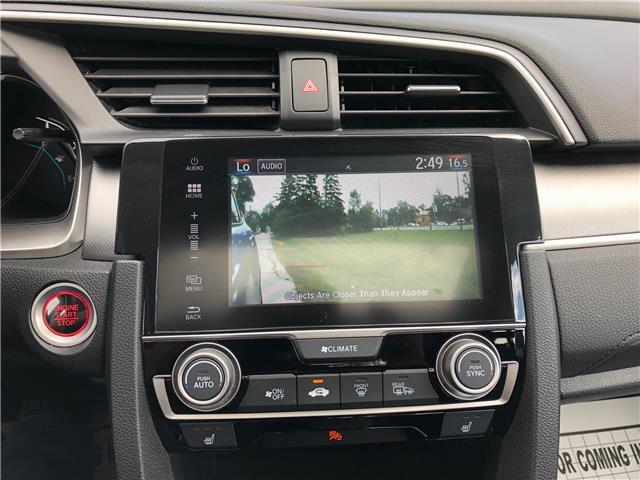 2016 Honda Civic EX (Stk: ) in Scarborough - Image 25 of 25