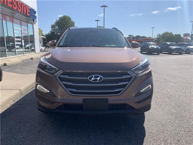 2016 Hyundai Tucson Luxury (Stk: GU108438) in Sarnia - Image 3 of 24