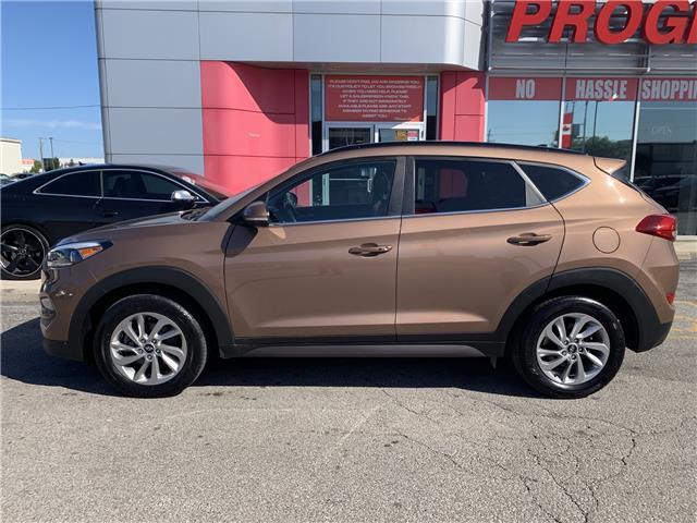 2016 Hyundai Tucson Luxury (Stk: GU108438) in Sarnia - Image 5 of 24