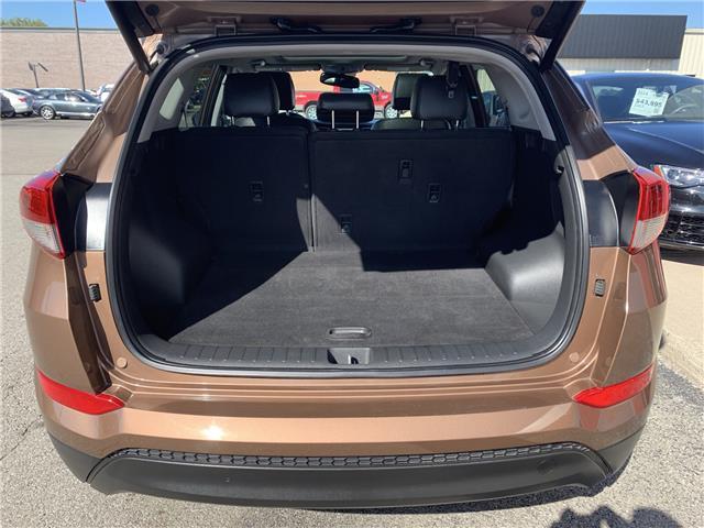 2016 Hyundai Tucson Luxury (Stk: GU108438) in Sarnia - Image 9 of 24