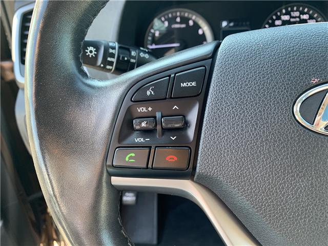 2016 Hyundai Tucson Luxury (Stk: GU108438) in Sarnia - Image 15 of 24