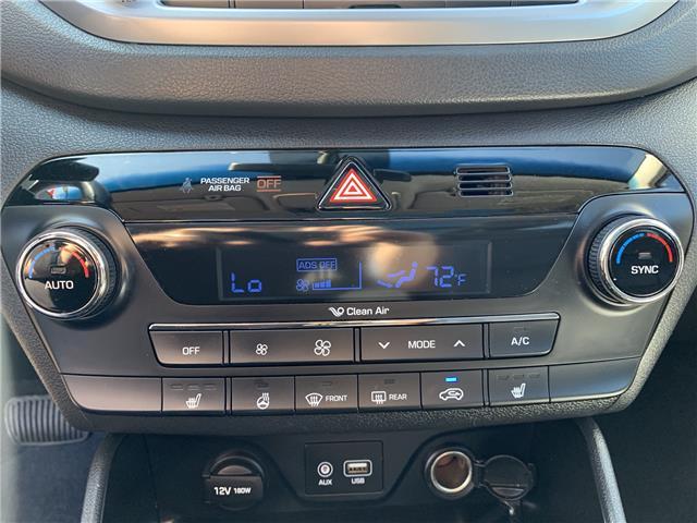2016 Hyundai Tucson Luxury (Stk: GU108438) in Sarnia - Image 20 of 24