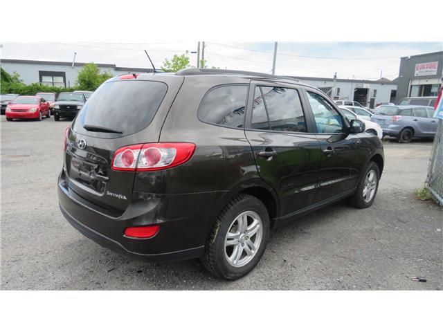 2011 Hyundai Santa Fe GL 3.5 Sport (Stk: A059) in Ottawa - Image 4 of 17