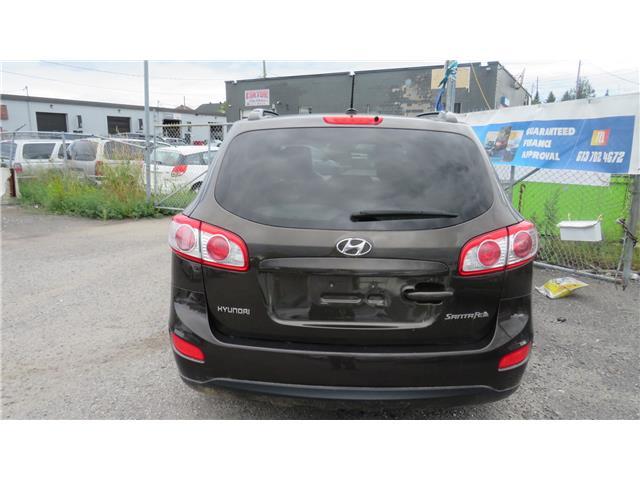 2011 Hyundai Santa Fe GL 3.5 Sport (Stk: A059) in Ottawa - Image 3 of 17