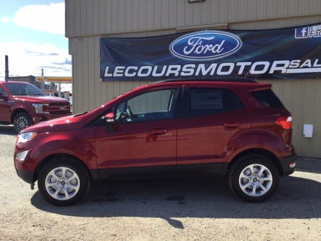 2019 Ford EcoSport SE (Stk: 19-286) in Kapuskasing - Image 3 of 8