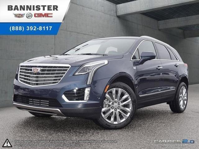 2019 Cadillac XT5 Platinum (Stk: 19-243) in Kelowna - Image 1 of 9