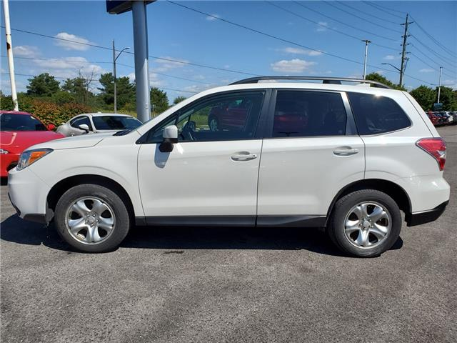 2016 Subaru Forester 2.5i (Stk: U3704LD) in Whitby - Image 2 of 8