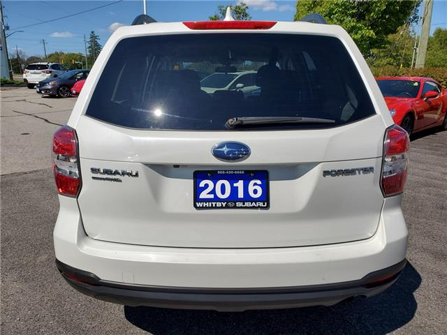 2016 Subaru Forester 2.5i (Stk: U3704LD) in Whitby - Image 4 of 8