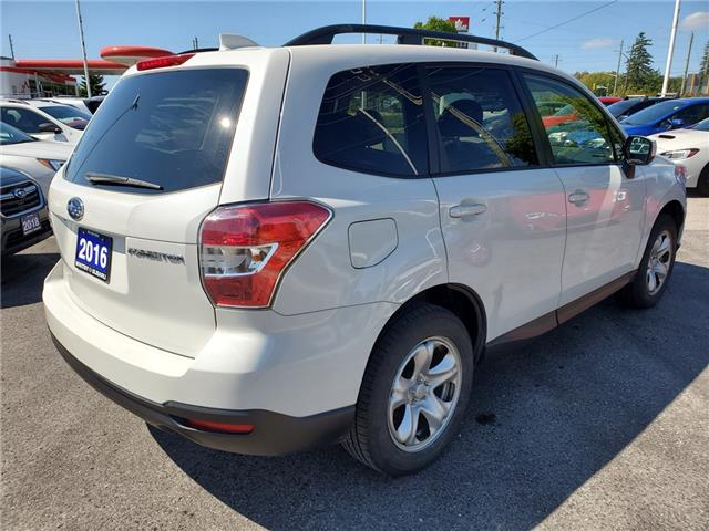 2016 Subaru Forester 2.5i (Stk: U3704LD) in Whitby - Image 5 of 8