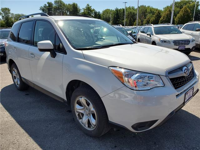 2016 Subaru Forester 2.5i (Stk: U3704LD) in Whitby - Image 7 of 8
